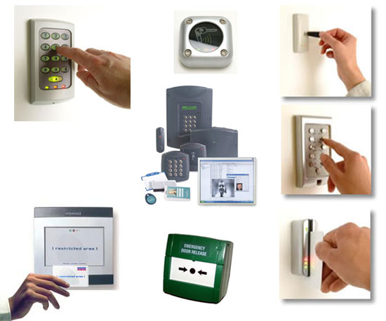 Access Easy Control System by Bosch Security Systems